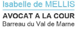 Maître DE MELLIS – Avocat droit famille Maisons-Alfort